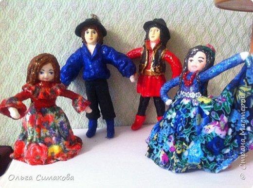 Недавно я получила удивительную посылку от Маши!)  http://stranamasterov.ru/user/388952 Невероятно красивые лица! И по моему, они все мальчики!) Как раз мальчиков я рисовать категорически не умею! А тут, такое счастье! фото 12