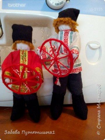 "Обережная кукла ""Нянюшка"" фото 13"