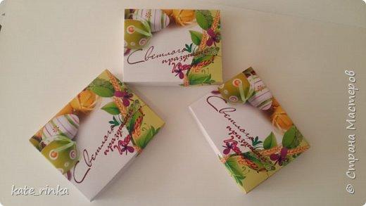 коробочка конфет фото 2
