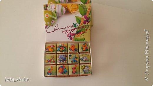 коробочка конфет фото 1