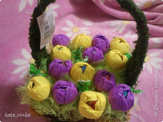 тюльпаны... или крокусы... фото 2