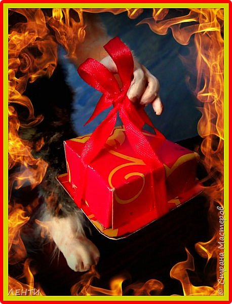Добрый вечер волшебная страна!!!!! Хочу познакомить вас вот с таким зайкой, который был сделан в подарок свекрови и поэтому пока безымянный... Завтра поедет в новый дом! И не с пустыми руками к имениннице ! Как истинный джентельмен!!!!  фото 8