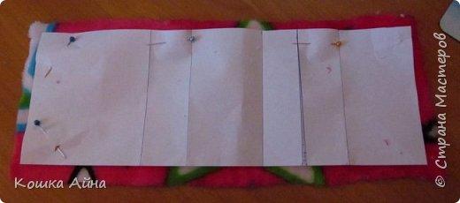 Если долго мучится - что-то да получится или мой первый опыт =) Долго облизывалась на разные мастер-классы по кукольной мебели на сем замечательном сайте и руки зачесались сообразить что-то свое. Результатом стал вот такой замечательный диванчик для маленьких пупсят (12 см). фото 5