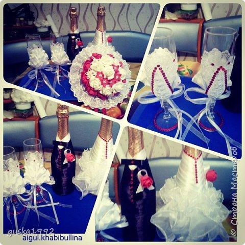 Набор для свадьбы фото 1