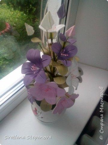 Цветочки,как живые фото 1