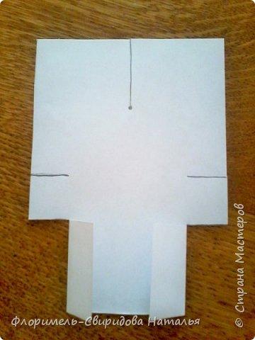 Эти 4 поделки выполняются по схожему принципу. Для работы нам понадобятся: - прямоугольные листы бумаги (размер значения не имеет, это может быть и альбомный лист, и тетрадный, и лист из блокнота); - простой карандаш для дорисовки поделки (глазки, носик, ротик и др. детали). Контур, нарисованный карандашом, впоследствии лучше обвести черным фломастером. Для раскрашивания  поделки можно использовать цветные карандаши, фломастеры, или восковые мелки.  Один из вариантов раскрашивания: мелкие детали раскрасить фломастером, а крупные -  карандашами или восковыми мелками.  фото 20