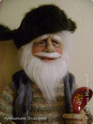 Старичок- домовичок фото 3