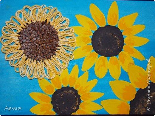 Солнечные цветы фото 2