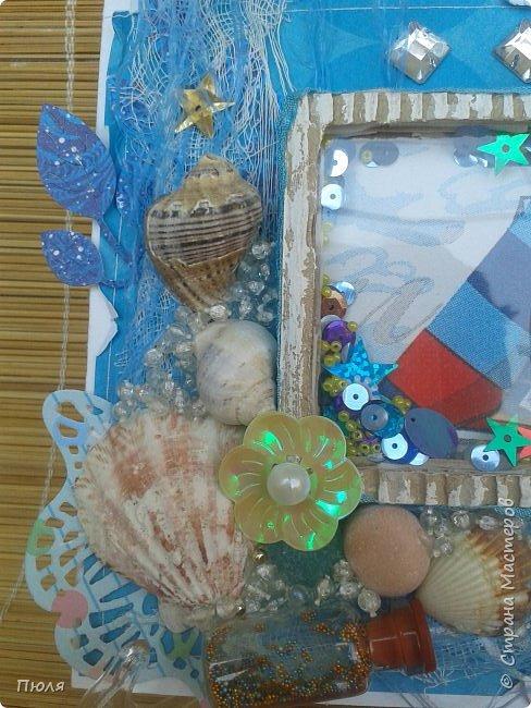 """Доброго времени суток уважаемые жители СМ! Спешу вам показать подарочки, которые я сделала для игры -обмена «МОРЕ ЗОВЁТ!!! ДУША ПОЁТ!!!!» организованной Катериной ( http://stranamasterov.ru/node/1037354 ).  Делая подарочки к обмену, придерживалась условию игры: """"ВАЖНО: ВО ВСЕХ ПОДАРОЧКАХ ОБЯЗАТЕЛЬНО ПРИСУТСТВИЕ темы МОРЯ И СОЛНЦА!!!!!"""" Что у меня из этого вышло судить вам....Это общий кадр всех рукоделок, а дальше все покажу и расскажу по отдельности.  фото 8"""
