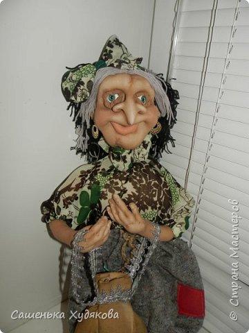 Бабка Ёжка (добрая))) фото 2