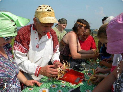 """С 22 по 24 июля 2016г. на новом месте - большой поляне у села Серегово - прошел этноландшафтный фестиваль """"Зов Пармы"""".  Люди спешат сюда, чтобы на три фестивальных дня, уйти от городской суеты и шума, стать ближе к природе. фото 2"""