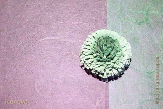 Т.к. в СМ много разных гербер, то остановлюсь на веточке хризантемы и листьях. фото 9