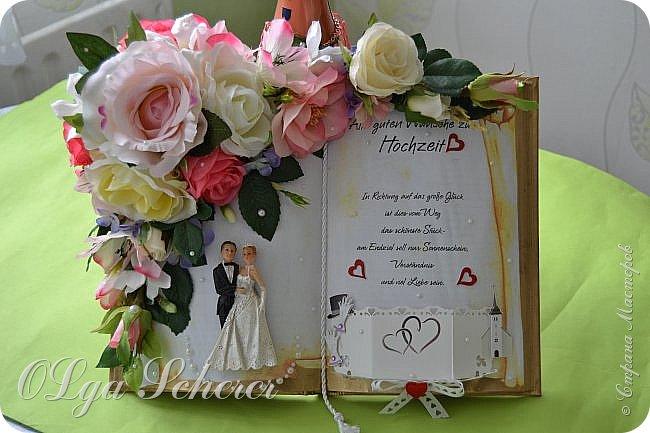 svadebnjie otkrjitki-knigi фото 2