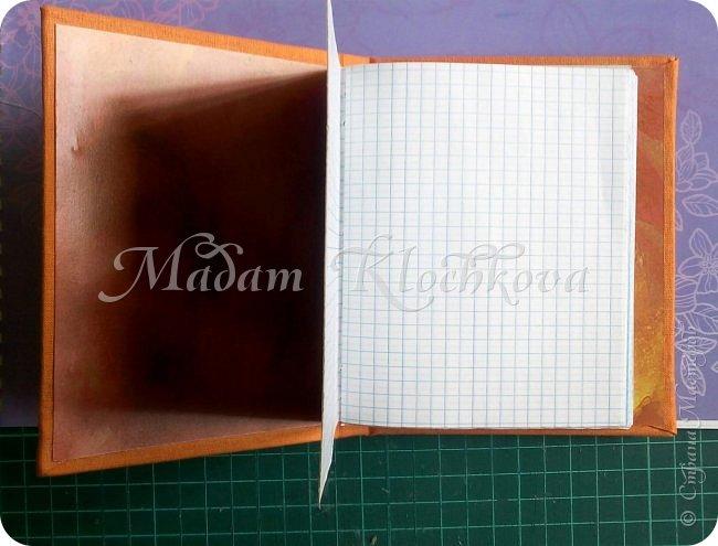 Блокноты и ежедневники с нуля. Коптский переплет. фото 12