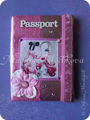 Обложки на паспорт и автодокументы_кожа и ткань. фото 7