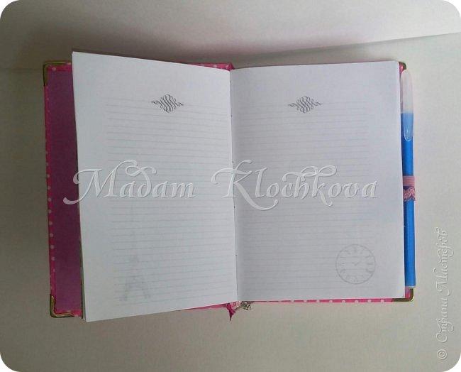 Блокноты и ежедневники с нуля. Коптский переплет. фото 5