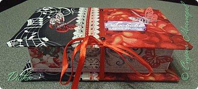 Комплект коробочка и магикбокс на свадьбу фото 1