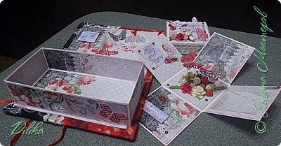 Комплект коробочка и магикбокс на свадьбу фото 14