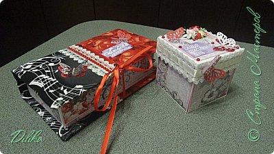 Комплект коробочка и магикбокс на свадьбу фото 16