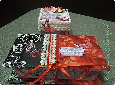 Комплект коробочка и магикбокс на свадьбу фото 17