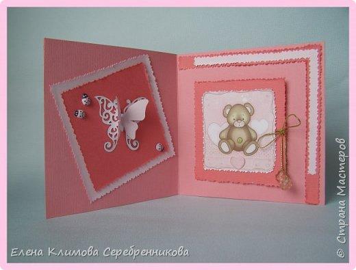 Открытка -коробочка.  фото 8