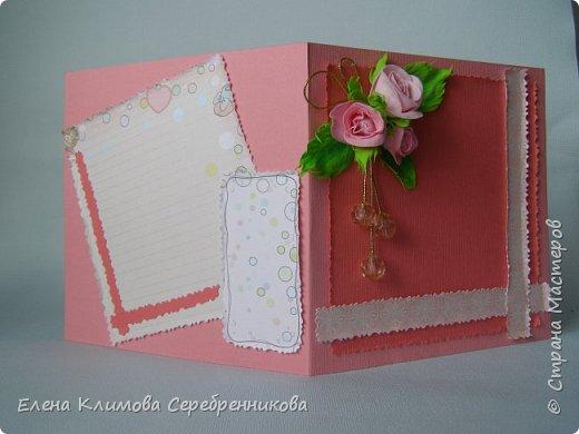 Открытка -коробочка.  фото 7