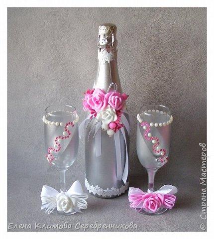 Бело-розовая свадьба фото 7