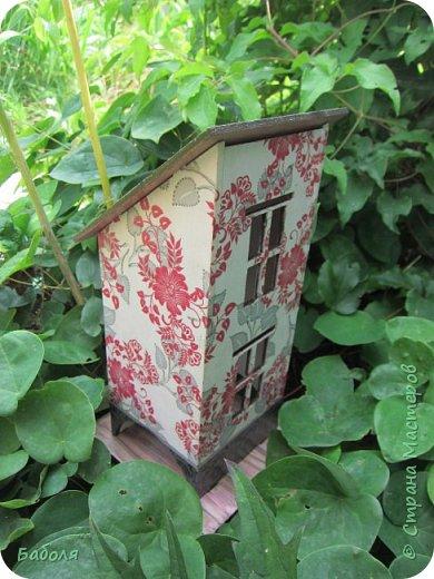 И снова два чайных домика фото 1