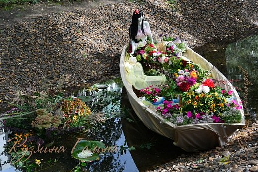 """Соблюдая сложившуюся у меня традицию,я вновь приглашаю вас на выставку """"Воронеж-сад"""" фото 74"""