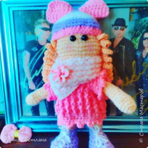 кукла с зайкой фото 3