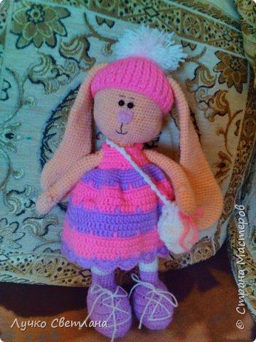 кукла с зайкой фото 2