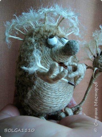 Жил-был ёжик,забавный и добрый. Но все называли его колючкой))))))     Надоело это ему и он решил стать одуванчиком.  фото 6