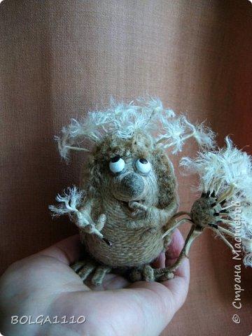 Жил-был ёжик,забавный и добрый. Но все называли его колючкой))))))     Надоело это ему и он решил стать одуванчиком.  фото 4