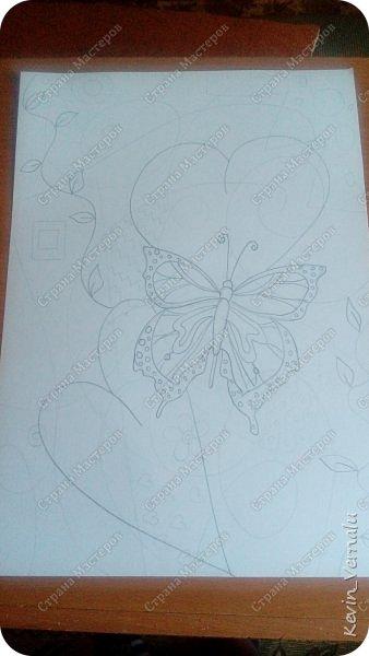 Мой рисунок...полная отсебятина.После него решила освоить рисование за 30 дней.Вот ссылка на ресурс по которому учусь.Спасибо огромное автору! http://www.web-paint.ru/uroki-risovaniya/nauchitsya-risovat-za-30-dnej фото 2