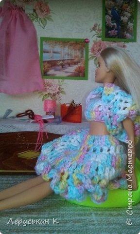 Привет Страна Мастеров. Сегодня я покажу мой кукольный домик. Смотрим. фото 3