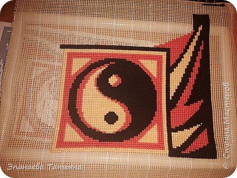 """Набор для вышивания бисером """"Дикие маки -3"""" от Абрис Арт, размер 23,5*43,5. Так выглядел набор, когда я его открыла, 26 мая 2016 г. фото 5"""