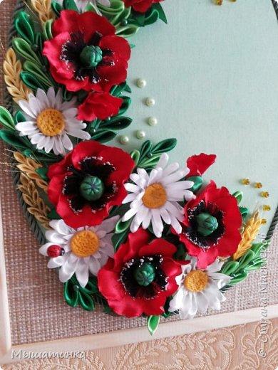 Третья моя болезнь - канзаши и все что с эти связано - готовилась к выпускному из сада дочери - сделала в подарок воспитателям фото 24