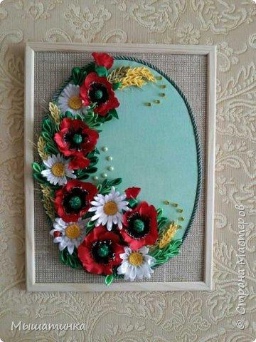 Третья моя болезнь - канзаши и все что с эти связано - готовилась к выпускному из сада дочери - сделала в подарок воспитателям фото 23