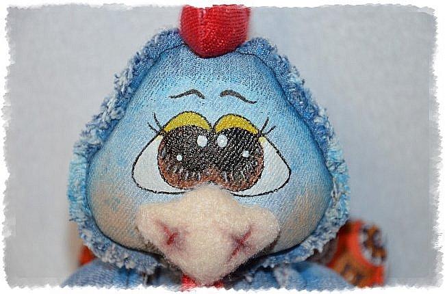 Всем Привет!!! А я Снова к Вам С Петушком!!! Влюбилась я в Петушков Марианны!!!!!!! И Вот повторюшничаю)))))   Спасибо Огромное за МК!!! http://stranamasterov.ru/node/1048386        фото 2