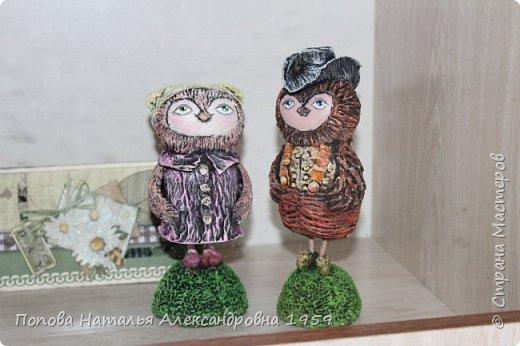 Прошла отчетная выставка в ДДТг. Чебоксары Ч. Р. Мои чудесные фигурки из папье- маше эффектно украсили нашу выставку.                          фото 6