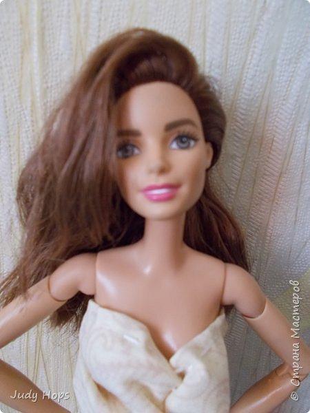 """Всем привет ! Сегодня я сдаю работу на конкурс """" Мисс кукольная жизнь """".   фото 2"""