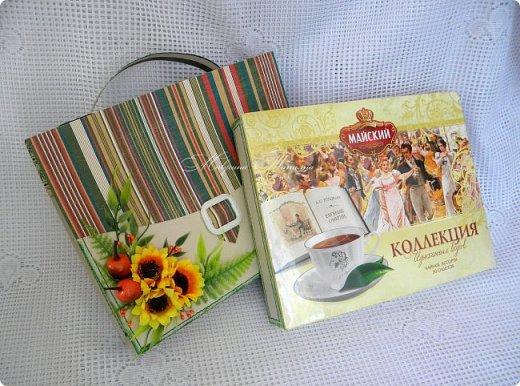 Здравствуйте! Накануне 1 сентября сотворила под заказ в подарок учителям небольшие презенты: портфель с чаем и шоколадкой внутри и коробочки-карандаши для флэшек.  фото 9