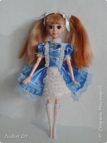 """Здравствуйте!!! Представляю вашему вниманию работу на конкурс """"Мисс кукольная жизнь"""" http://stranamasterov.ru/node/1046432?c=favorite. Фотографии я не умею обрабатывать, но вот что получилось.... фото 5"""