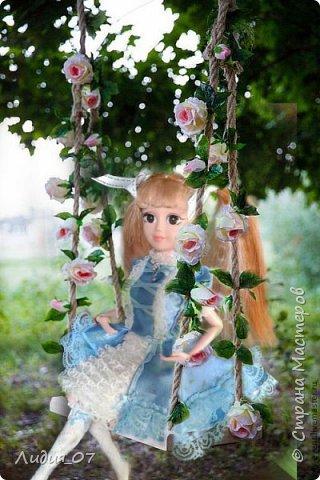 """Здравствуйте!!! Представляю вашему вниманию работу на конкурс """"Мисс кукольная жизнь"""" http://stranamasterov.ru/node/1046432?c=favorite. Фотографии я не умею обрабатывать, но вот что получилось.... фото 1"""