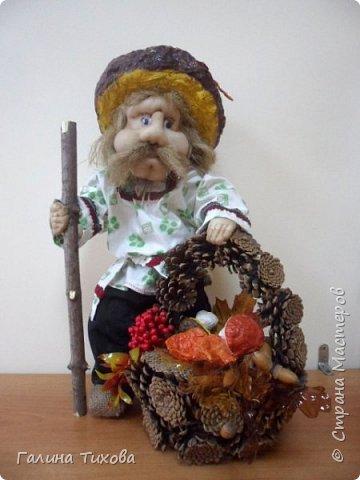 """Поделки на тему """"Осень золотая!"""" фото 3"""