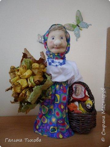 """Поделки на тему """"Осень золотая!"""" фото 1"""