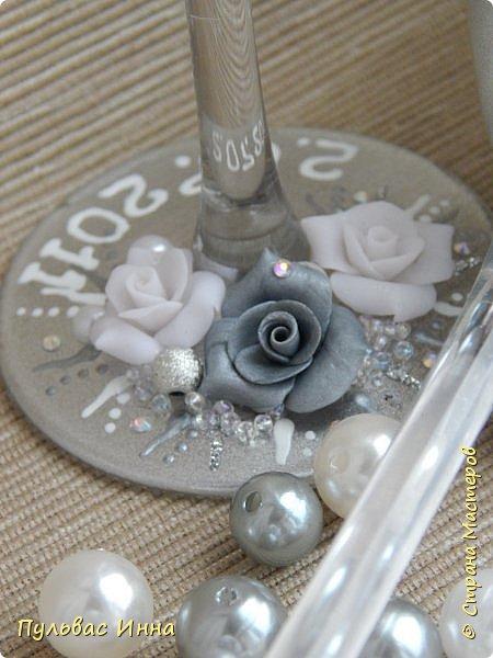 бокалы серебрянные фото 6