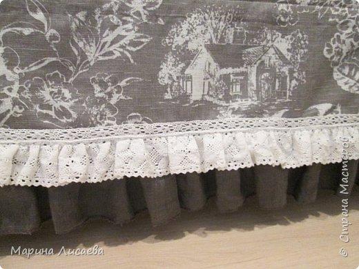 Здравствуйте, мои дорогие жители СМ! Закончила шить шторку в свою мини-мастерскую. Хотела показать вам, когда вся мастерская будет доделана, но... не удержалась.  фото 8