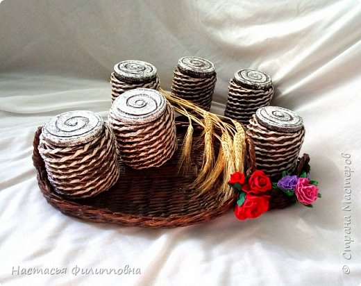 Шоколадные баночки) фото 1