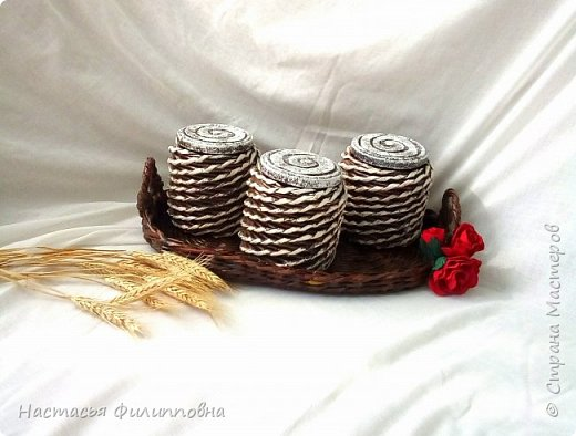 Шоколадные баночки) фото 5